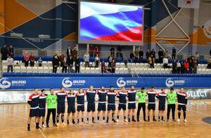 Гендиректор Федерации гандбола России — о форме на ЧМ после решения CAS: «Флаг заклеим пластырем»