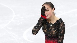 Первый тренер Туктамышевой— оЗагитовой: «Всвои 17 лет девочка попросту устала»