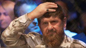 Источник: уКадырова подозревают коронавирус, уже диагностировано поражение легких