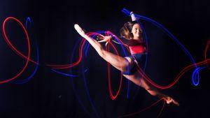 Гимнастка Ли нашла мотивацию в семейном несчастье. Выиграть чемпионат США и ЧМ ей помог звонок парализованного отца