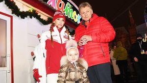 6-летняя дочь Навки и Пескова заняла первое место на соревнованиях по фигурному катанию