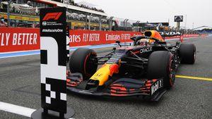 Ферстаппен выиграл квалификацию Гран-при Франции, Хэмилтон— 2-й, Мазепин— 18-й