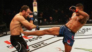 Русского бойца ММА Кунченко не могли победить 6 лет. В UFC это исправили