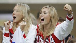 Веснина— Шараповой: «Будь счастлива икайфуй отновой жизни после тенниса»