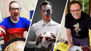 Как комментаторы смотрят футбол вне работы: 6 людей, чьи голоса мы слышим по ту сторону экрана