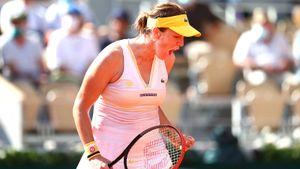 Впервые с 2015-го за титул на «Большом шлеме» сыграет русская теннисистка. Настя Павлюченкова, что ты творишь?!