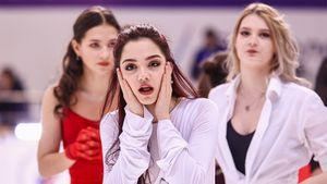 Леонова об отсутствии Загитовой и Медведевой в сборной: «Думаю, их держат в уме. Я больше верю в Женины силы»