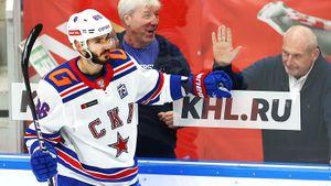 В СКА зажимают еще одного таланта. Марченко перестали доверять— во всем виноват скорый отъезд в Америку