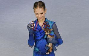 Трусова показала наряд для собаки, созданный мастером, который шил костюмы двум чемпионкам ОИ