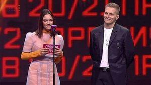 Медведева отвечала за «Прорыв года», Рублев и Рудковская наградили Little Big: в Москве прошла премия «Муз ТВ»