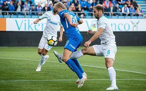 «Мольде» — «Зенит»: команда Семака проиграла в Норвегии, но вышла в групповой этап. Как это было