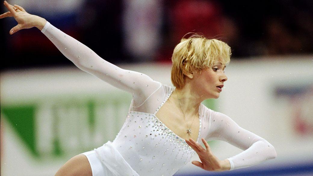 Как русская фигуристка впервые в истории стала чемпионкой мира