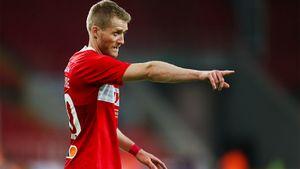 «Спартак» — «Тун» 2:1. Понсе и Шюррле снова обыграли команду из Швейцарии. Как это было