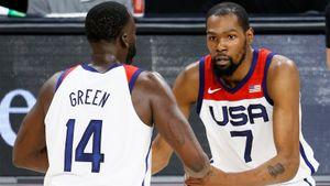Франция— США: коэффициенты букмекеров на дебютный матч баскетбольной «дрим-тим»