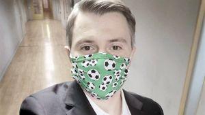 «Температура ниже 38 не падает 4-й день». Стогниенко заболел коронавирусом