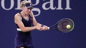 Александрова с трудом выбила с US Open вернувшуюся спустя 8 лет чемпионку Ким Клийстерс. Закончили почти в полночь
