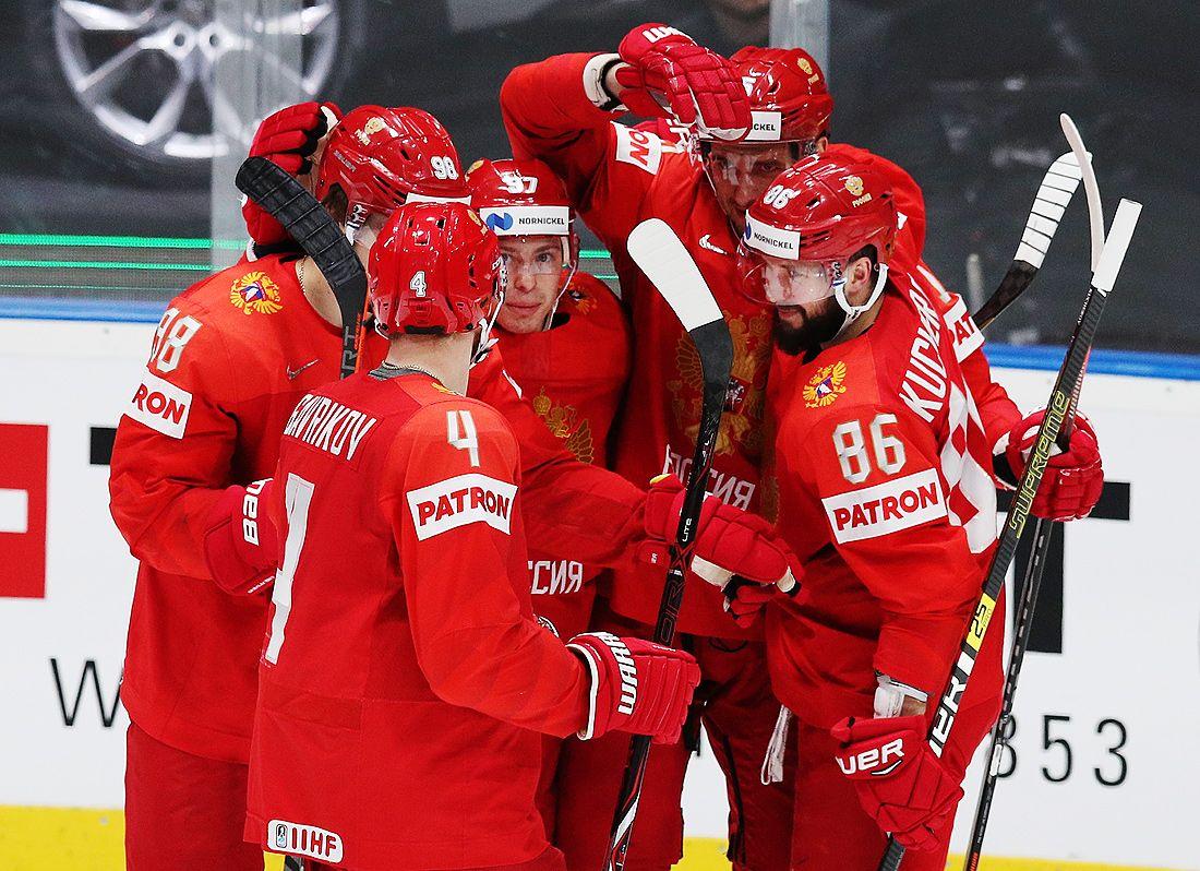 Российская Федерация поднялась на 2-ое место рейтинга IIHF