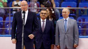Российские команды второй год ездят вЕвропу. Ноклуб КХЛ изШвейцарии— это розовые мечты