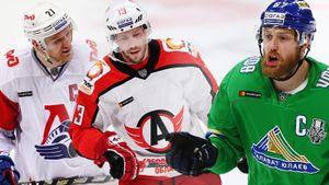 5 легенд, которых мы можем не увидеть в следующем сезоне КХЛ. Умарк вернется домой, а Дацюк закончит