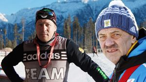 У сборной России по биатлону новые тренеры. Кто такие Кабуков и Королькевич
