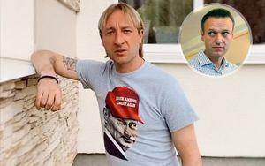 «Стыдно жить с тобой в одной стране». Плющенко ответил Навальному на обвинения в использовании ребенка в политике