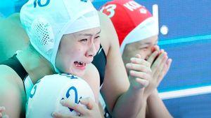 Кореянки получили 30 мячей от сборной России по водному поло. Сами забросили один и разрыдались