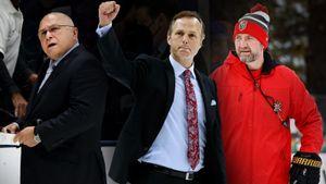 За Россию страшно— Канада везет на Олимпиаду сильнейший тренерский штаб. Бороться с ней за золото будет нереально
