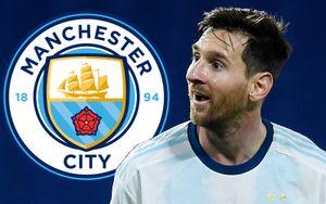 «Манчестер Сити» разработал для подписания Месси 10-летний план