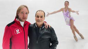 Сотрудничество Евгения Плющенко и Рафаэля Арутюняна: что это принесет Трусовой, сможет ли она прыгать 5 четверных?