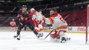 Отказался от 50 миллионов, а теперь дебютировал в НХЛ. Загидулин — десятый русский вратарь в лучшей лиге мира