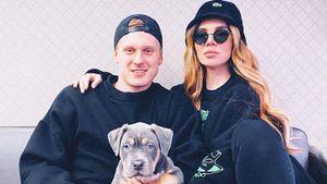 «Знакомьтесь, наш сын». Форвард «Химок» Тимма ипевица Седокова назвали собаку вчесть Брайанта