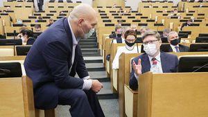 Валуев: «Среди депутатов есть выдающиеся люди. Не могу сказать так про всех, но они — как минимум не стадо»