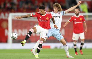 «Вест Хэм» с Кралом и Влашичем выбил «Манчестер Юнайтед» из Кубка лиги