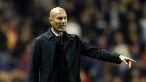 «Реал» проиграл «Леванте» ипрервал беспроигрышную серию из15 матчей вЛаЛиге