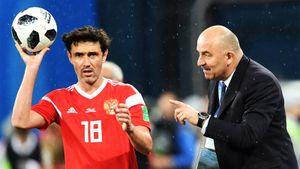 Габулов: «Сможет ли Черчесов уговорить Жиркова поехать на Евро? Было бы правильно сначала убедить его супругу»