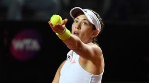 Мугуруса выиграла турнир в Дубае