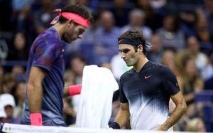 Федерер и Надаль не сыграют в полуфинале US Open