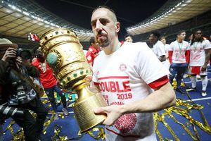 «Бавария» разгромила «РБЛейпциг» ив19-й раз завоевала Кубок Германии