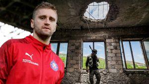 «Были угрозы, я разозлил многих». Черногорский вратарь Драгоевич поздравил Армению с поражением Азербайджана