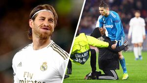 Фанат наколенях перед Роналду ипровал «Реала». Главные фото матчей среды вЛиге чемпионов