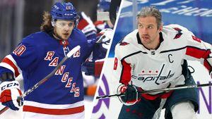 Овечкин идет за 10-м «Ришаром», Панарин бросит вызов Макдэвиду! Какие награды возьмут русские в новом сезоне НХЛ