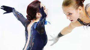 Трусова выиграла Skate Canada с двумя мировыми рекордами, Медведева не падала. Гран-при. Live