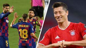 «Барса» разобралась с «Наполи», «Бавария» выиграла у «Челси» 7:1 по сумме двух встреч. Сегодня в ЛЧ без сенсаций