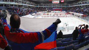 Тренерский состав сборной России объявил состав для участия в Чешских играх