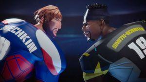 Овечкин станет главным персонажем компьютерной игры. Это аналог хоккея «два надва»