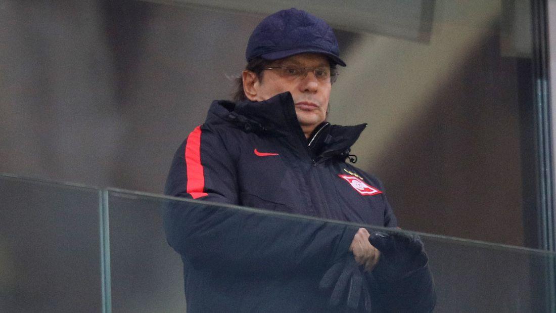 Спартак: Фонсека не является и не являлся кандидатом на пост главного тренера