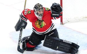 36-летний бухгалтер дебютировал в НХЛ и стал главной звездой дня. Он даже не профессиональный хоккеист