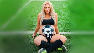 Дочь президента словенской команды забеременела отнигерийского футболиста. Унего теперь проблемы