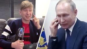 «Когда открылись катки». Ягудин сымитировал разговор с Путиным: видео