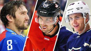 Лучшие игроки НХЛ едут начемпионат мира. Нетолько уРоссии самый мощный состав загоды